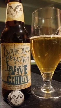 Flying Dog Brewery Brewhouse Rarities Agave Cerveza #craftbeer