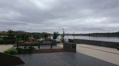 Views to to the City from Kingston Foreshore