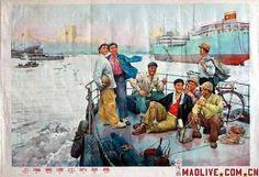 复古 | 这73张海报设计记录了新中国的发展史!