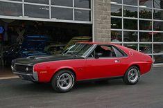 1970 AMC AMX Hardtop