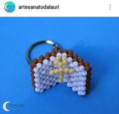 llavero de la biblia, cruz, Instagram  Artes da Lauri