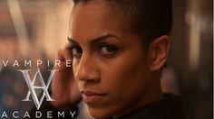 VAMPIRE ACADEMY (Trailer) with Dominique Tipper #Mi55Tipper #DominiqueTipper