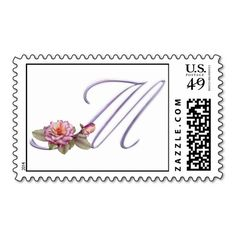 Pink Roses Monogram M Postage Stamps today price drop and special promotion. Get The best buyShopping          Pink Roses Monogram M Postage Stamps today easy to Shops & Purchase Online - transferred directly secure and trusted checkout...