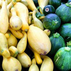Yellow squash and zucchinis. #UncontainedLife #FarmToTable #FarmersMarket #SmallBusiness