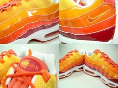 "Los Nike Antorcha!! jajaja un poco ""llamativos"" pero me quedarán bien cuando me transforme en #humantorch  :p   Air Max 95 Shoes Human Torch deep red orange blaze maize-mens   cc/ @Dani Arjalaguer @Xavi Gassó @Ángel PR @Christian D.v.Eitzen"