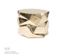 Facet table John Lyle Design. - Google Search