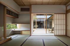 Yoga Room - Gallery of House of Holly Osmanthus / Takashi Okuno