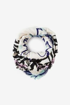 tiger head scarf