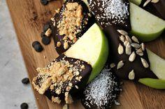 17 Snacks saludables que puedes hacer en menos de 10 minutos