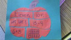 The Teachers' Cauldron: Numbers...the Pumpkin Way