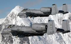 These aircrafts are going to the war