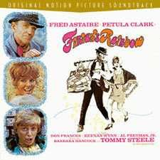 Finian's Rainbow - American musical film directed by Francis Ford Coppola (1968) Howard Hughes, Fred Astaire, Bette Davis, Lp Vinyl, Vinyl Records, Finian's Rainbow, Jester Hairston, Tommy Steele, Petula Clark