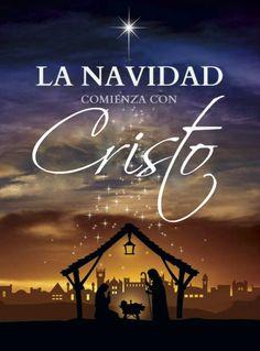 La Navidad comienza con Cristo