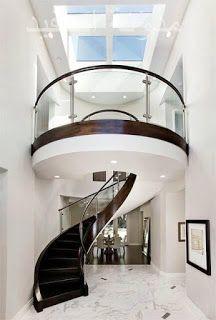 تصاميم سلالم Designs staircases | أستفيد