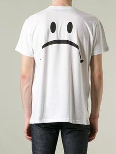 Men - Vngrd 'Unsmile' T-Shirt - WOK STORE