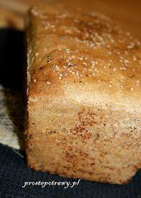 Proste Potrawy: Chleb orkiszowy -pyszny Bread Recipes, Banana Bread, Desserts, Food, Diet, Tailgate Desserts, Deserts, Essen, Postres