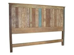 Shop for Global Imports Headboard, 24409, and other Bedroom Beds at Exotic Home in Virginia Beach area, Norfolk area, and the Outer Banks. Reclaimed Teak King Head Board.