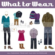Fall and Early Winter. Gorgeous hues of purple, teal and fuschia, complimented by olive green, tan, and lots of FABULOUS denim!