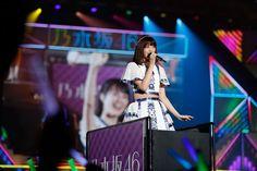 トロッコで歌う西野七瀬 Concert, Kawaii, Live, Concerts