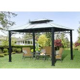 Found it at Wayfair - Heartland 10 Ft.H x 12 Ft. W x 10 Ft.D Gazebo