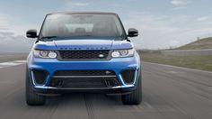 Geräumig, schick, geländegängig.. und schnell mit schönem Sound. Wir freuen uns auf den 2015er Range Rover Sport!