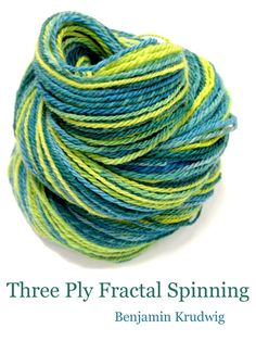 Learn a new way to fractal spin this summer! Snag a free knitting pattern while you are at it!