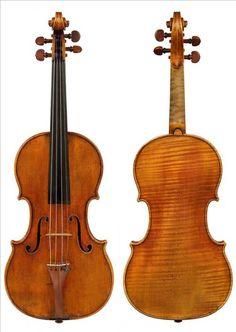 Antonio Stradivari - Violin Cobbett - Cremona I personally believe that musical instruments like these are certainly works of art. Music Love, Art Music, Violin Music, Instruments, Janine Jansen, Stradivarius Violin, Violin Family, Violin Case, Music Images