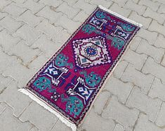 homevintagerug full of pretty vintage rugs by homevintagerug Vintage Bohemian, Vintage Rugs, Bohemian Rug, Large Rugs, Small Rugs, Nursery Rugs, Custom Rugs, Tribal Fashion, Floor Rugs