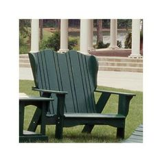 Uwharrie Plantation Wood Garden Bench Color: Caribbean Blue Wash