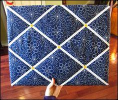 Simply DIY 2: Making A MEMOry Board