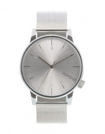 Komono Horloge - Winston Royale Silver