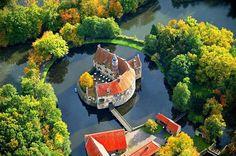 Ah! breath taking! Vischering Castle  Germany