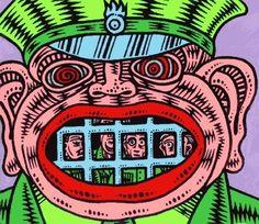 Un dettaglio della cella... Cella, Porsche Logo, Symbols, Peace, Logos, Art, Diary Book, Art Background, Logo