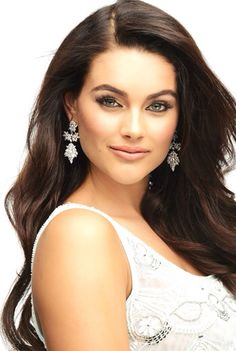 Miss World 2014...Miss South Africa - Rolene Strauss. So proud