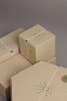 Losiento :: Packaging Sostenible :: Panadería :: Grafous, DIseño Gráfico Sostenible Cajas con algo más....