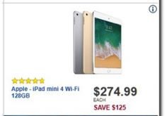 Best Buy Doorbuster NOW LIVE:  Apple iPad Mini 4 ONLY $274.99!!! - http://www.couponsforyourfamily.com/best-buy-doorbuster-apple-ipad-mini-4/
