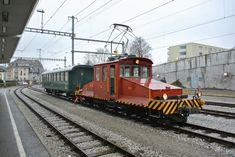 St Denis, Bullen, Electric Locomotive, Transportation, Swiss Railways, Tours, Projects, Switzerland, Locomotive