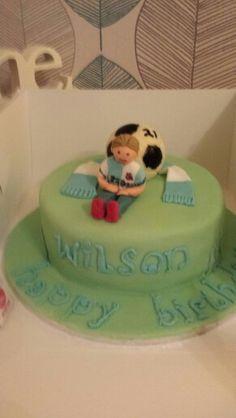 Blackburn Rovers fans 18th birthday cake :)