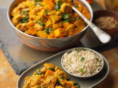 Quorn and sweet potato Tikka Recipe   Quorn and sweet potato Tikka Recipes - sofeminine.co.uk