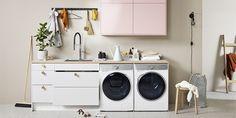 Washing Machine, Laundry, Home Appliances, Design, Cloakroom Basin, Laundry Room, House Appliances, Appliances