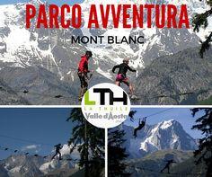 #CIOCCOLATANDO A LA THUILE: l'avventura parte dal parco Mont Blanc