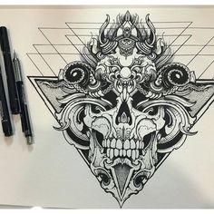 Stomach Tattoos, Leg Tattoos, Black Tattoos, Body Art Tattoos, Sleeve Tattoos, Tatto Skull, Tatoo Art, Trendy Tattoos, Tattoos For Guys