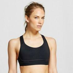 2f5027ff01c0a Women s Power Core Compression MAX Supports Sports Bra - C9 Champion Black   fashion  clothing