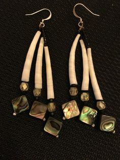 Three Rivers Earrings by TLeeMcGinnisDesigns on Etsy