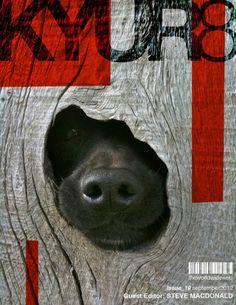 KYUR8_19 Guest Editor: Steve MacDonald - ramblinworker's Blog - Blogster