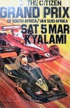 283GP - XI Grand Prix of South Africa 1977
