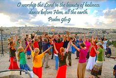 Dancing before the Lord....for hundreds of years!