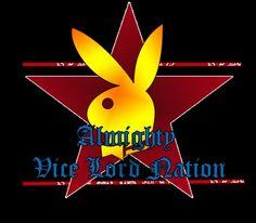 Chicago Gangs, Chicago Street, Vice Lords, Bunny Logo, Star Wallpaper, Playboy Bunny, Red Bandana, Adidas Logo, Louis Vuitton