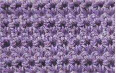 Les points pleins au crochet - La Boutique du Tricot et des Loisirs Créatifs