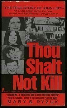 Thou Shalt Not Kill ** by Mary S. Ryzuk